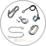 Trailer Chains & Hooks