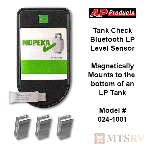 Tank Check Single LP Tank Sensor with Spacers
