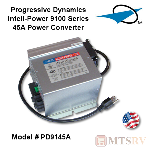 PD Inteli-Power 45A 9100 Series Power Converter - PD9145A