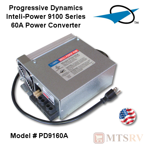 PD Inteli-Power 60A 9100 Series Power Converter - PD9160A