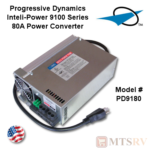 PD Inteli-Power 80A 9100 Series Power Converter - PD9180