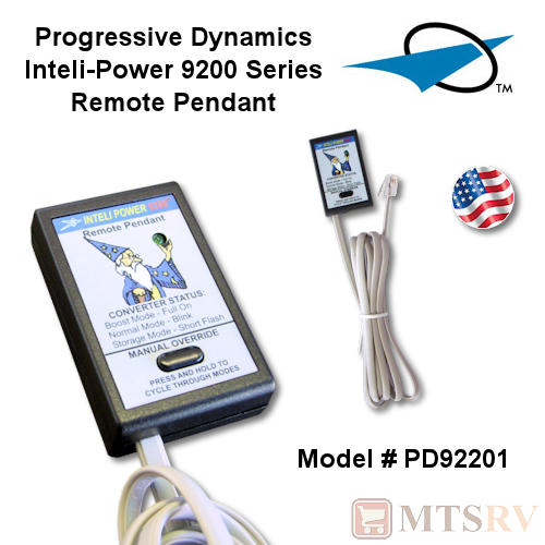 PD Inteli-Power Remote Pendant for 9200 Series Converters