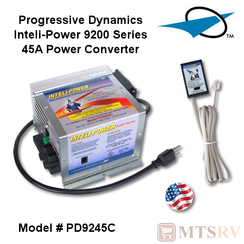 PD Inteli-Power 45A 9200 Series Power Converter - PD9245CV