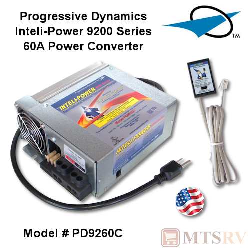 PD Inteli-Power 60A 9200 Series Power Converter - PD9260CV