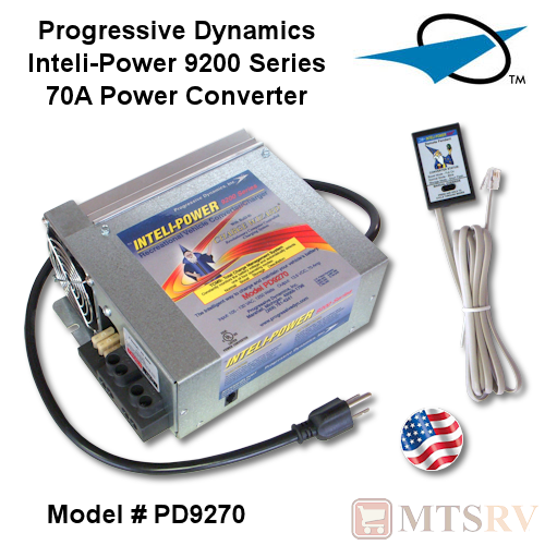PD Inteli-Power 70A 9200 Series Power Converter - PD9270V