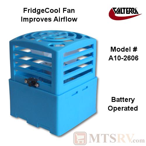 Valterra Fridgecool Refrigerator Cool Air Recirculating