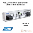 Camco RV AccuLevel Front-to-Back & Side-to-Side Level